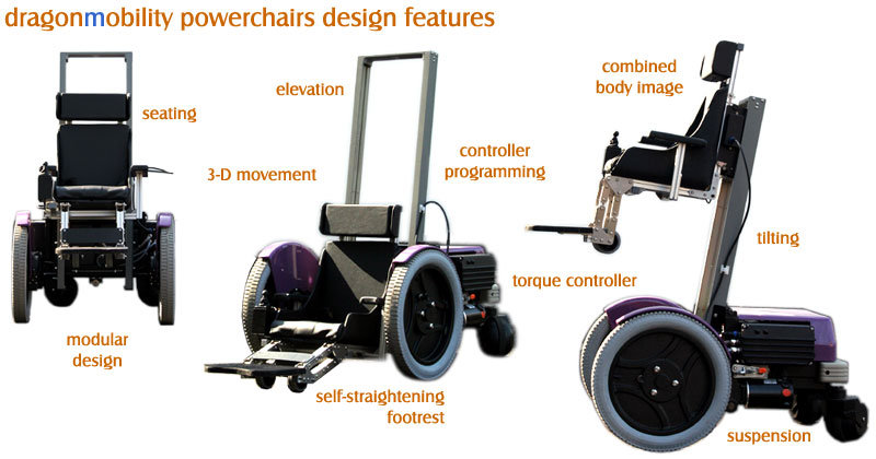 features :: dragonmobility from DEP