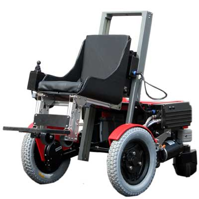 SnapDragon powerchair